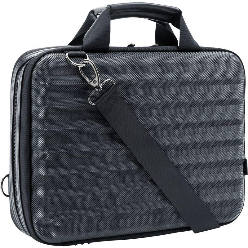 ラックスガジェット メンズ スーツケース バッグ 13 Laptop and Tablet Case Black