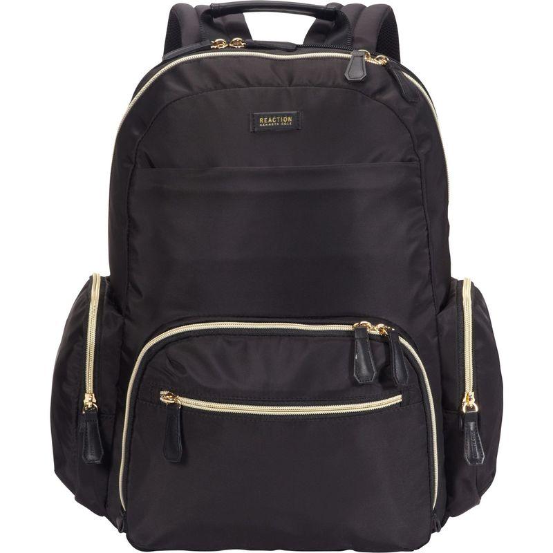 ケネスコール レディース スーツケース バッグ Women's Sophie 15.6 Laptop Business Backpack with Anti-Theft RFID - eBags Exclusive Black With Gold Hardw... - Order Now: Ships 07/02/18