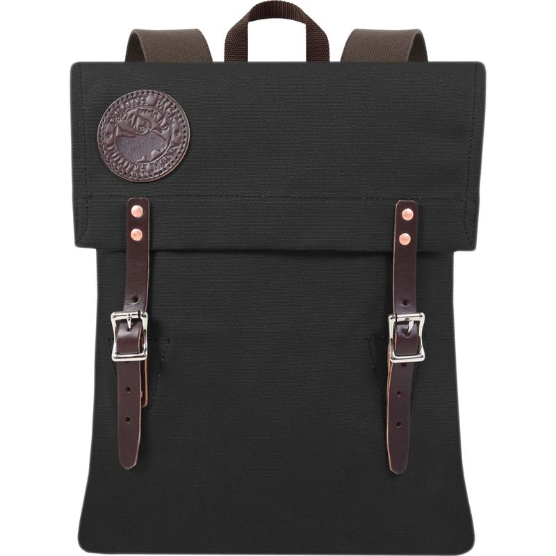 ダルースパック メンズ バックパック・リュックサック バッグ Scout Backpack Black