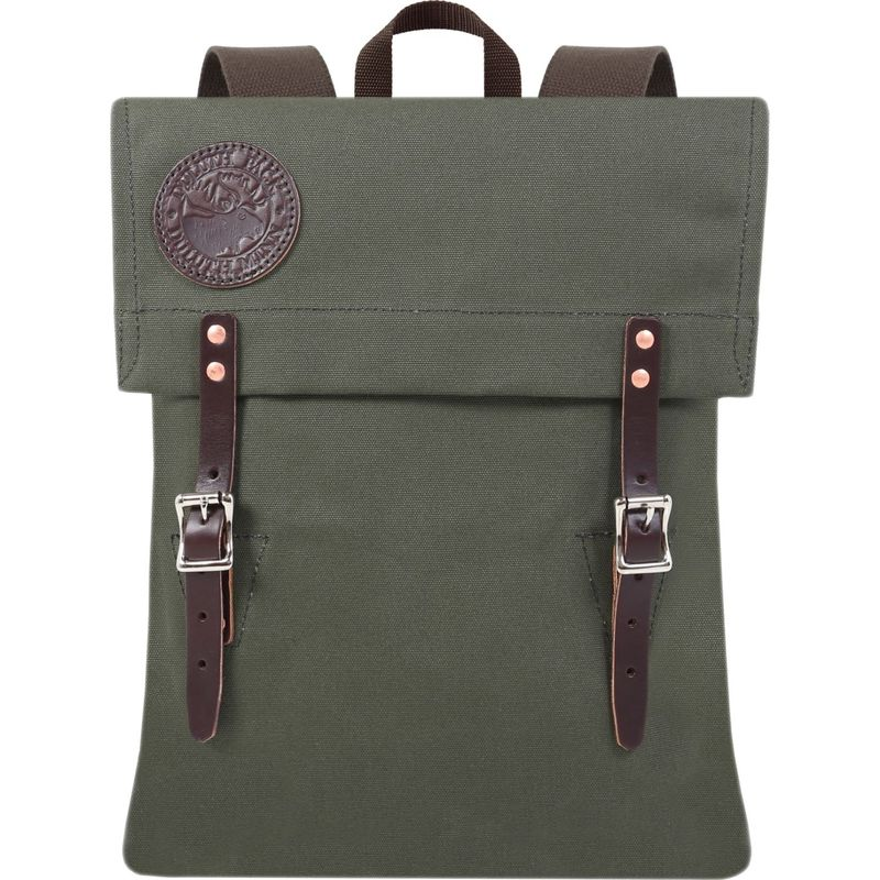 ダルースパック メンズ バックパック・リュックサック バッグ Scout Backpack Olive Drab