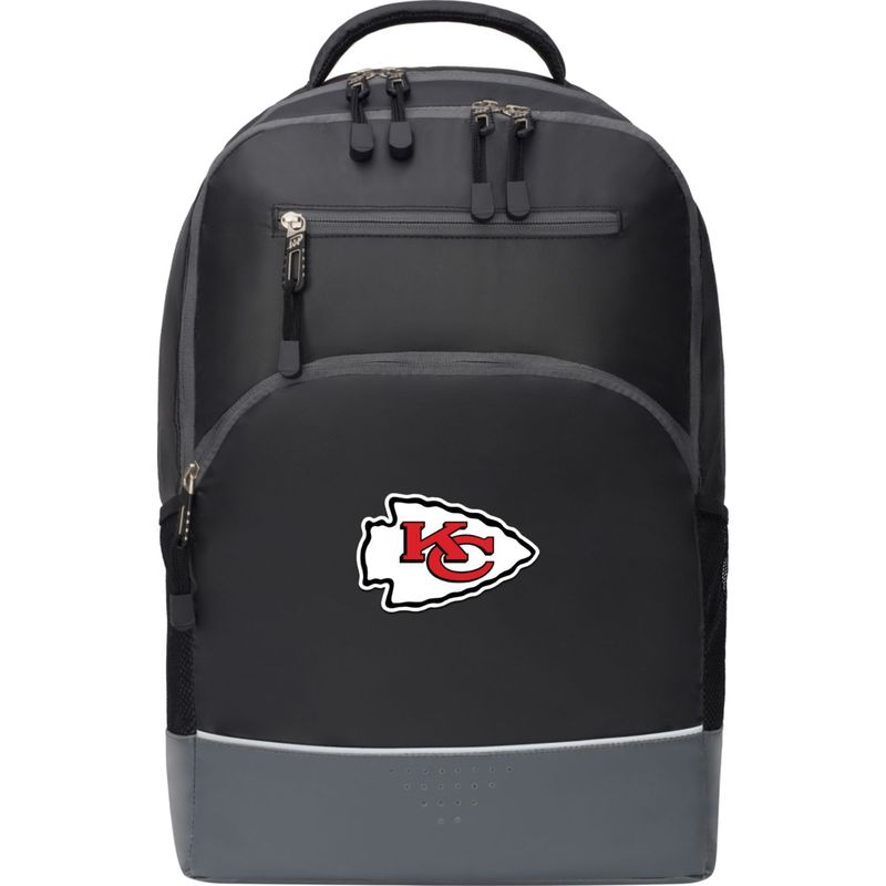 NFL メンズ バックパック・リュックサック バッグ Alliance Laptop Backpack Kansas City Chiefs
