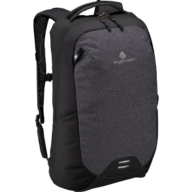 イーグルクリーク レディース スーツケース バッグ Womens Wayfinder Laptop Backpack 20L Black/Charcoal