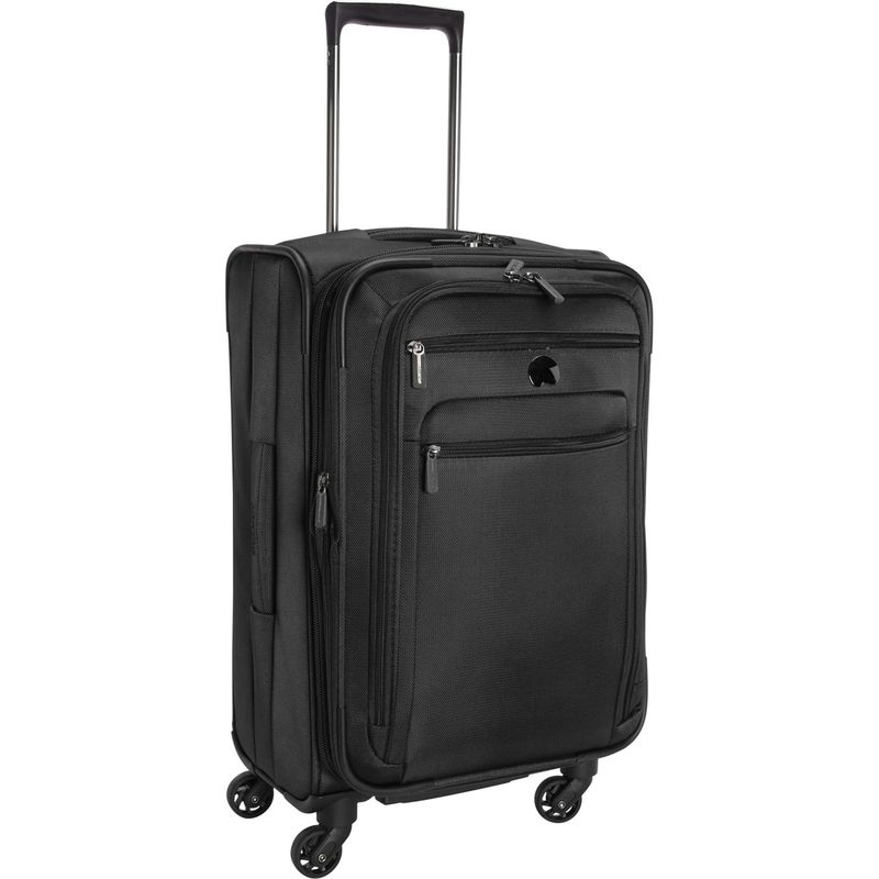 デルシー メンズ スーツケース バッグ Helium Sky 2.0 Carry-on Exp. Spinner Trolley Black