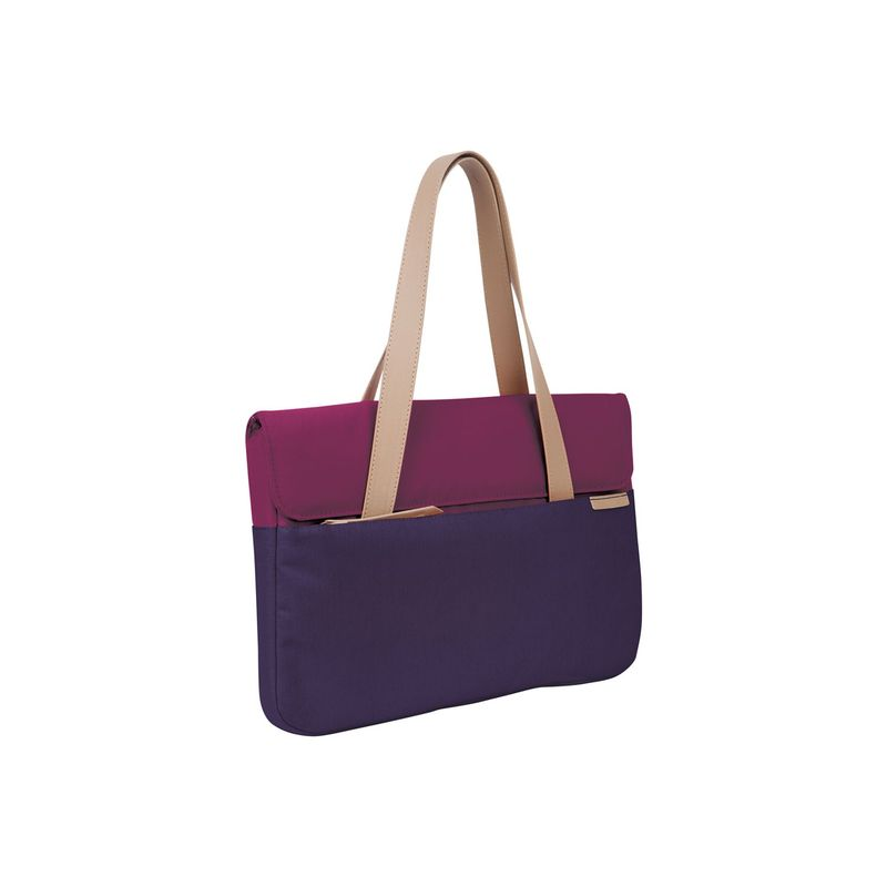 STMグッズ メンズ スーツケース バッグ 13 Grace Deluxe Small Sleeve Dark Purple