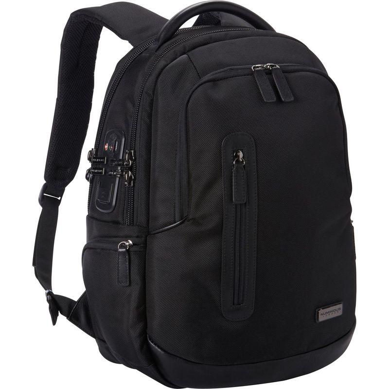 ヌミナス メンズ スーツケース バッグ SMART City Backpack 901 Black