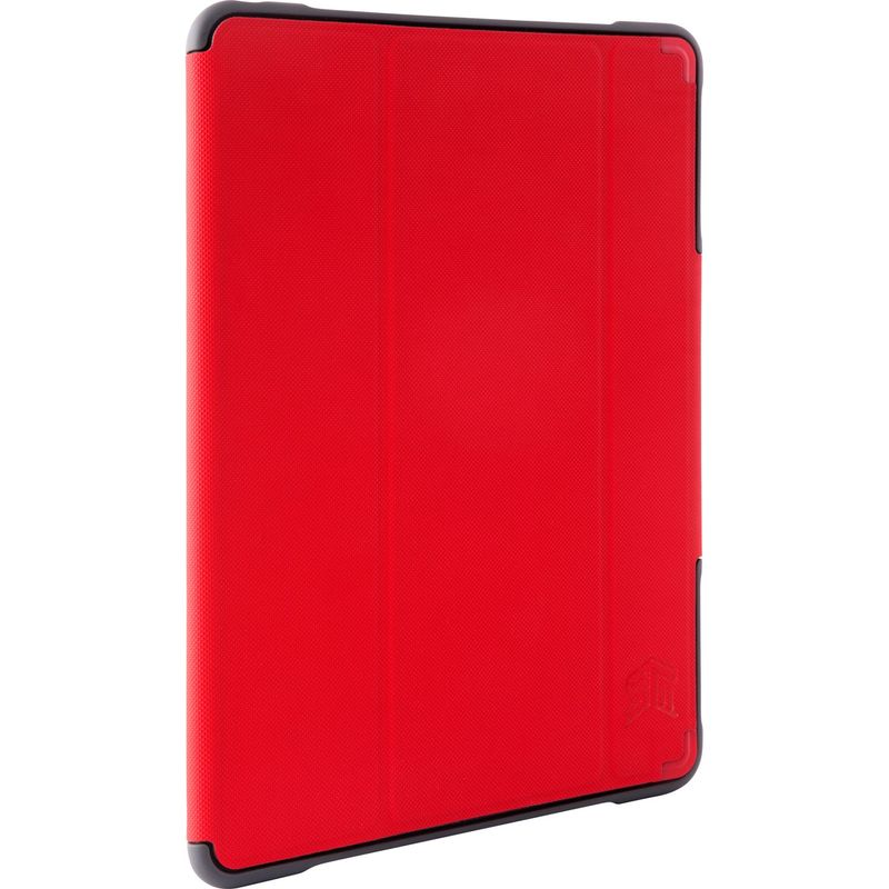 STMグッズ メンズ PC・モバイルギア アクセサリー Dux Drop Tested Case For 5th Generation iPad Red