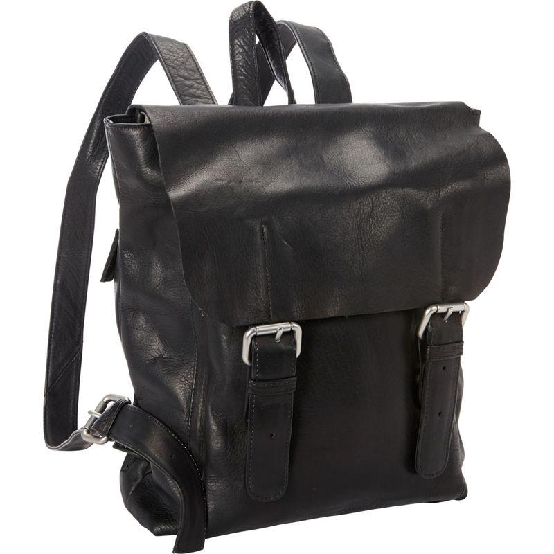 ピーターソン メンズ スーツケース バッグ San Francisco 13 Laptop Backpack Black