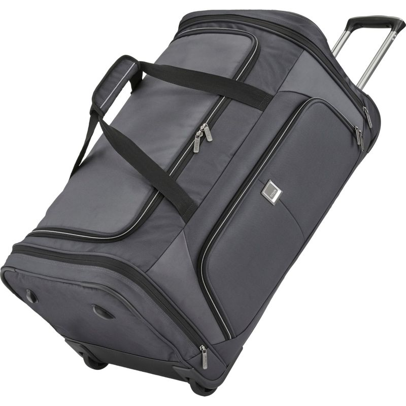 タイタンバッグス メンズ スーツケース バッグ Nonstop Multifunctional 27.5 Rolling Duffel Travelbag Anthracite