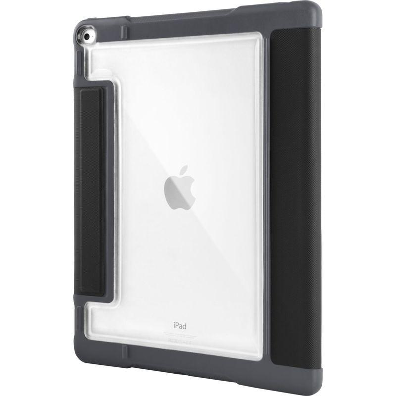 STMグッズ メンズ PC・モバイルギア アクセサリー DUX Plus 10.5 Case for iPad Pro (2017) Black