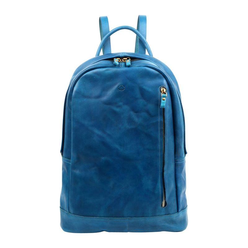 フォレッセンス メンズ バックパック・リュックサック バッグ Oxford Backpack Navy