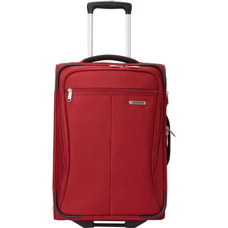 サムソナイト メンズ スーツケース バッグ Lamont 21 Expandable Wheeled Upright Carry-On - eBags Exclusive Tuscany Red