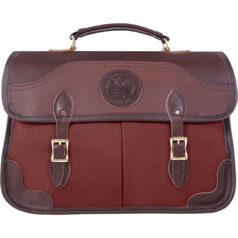 ダルースパック メンズ スーツケース バッグ Executive Portfolio Burgundy