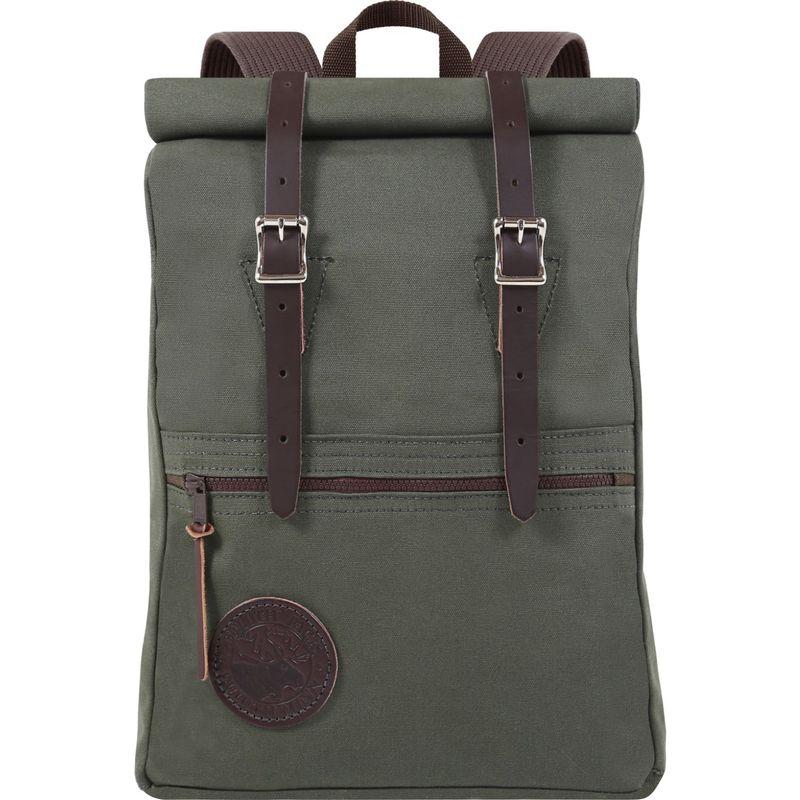 ダルースパック メンズ バックパック・リュックサック バッグ Roll-Top Scout Backpack Olive Drab