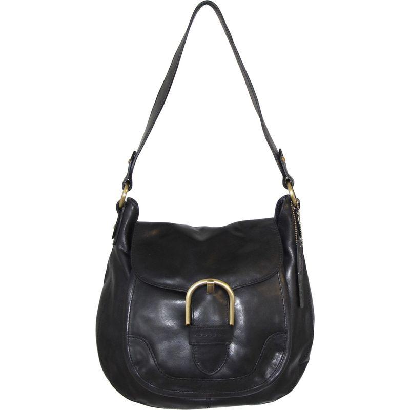 ニノボッシ メンズ ショルダーバッグ バッグ Azaria Shoulder Bag Black
