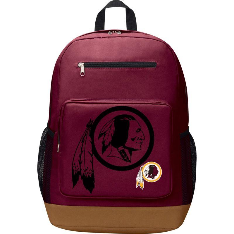NFL メンズ バックパック・リュックサック バッグ PlayMaker Laptop Backpack Washington Redskins