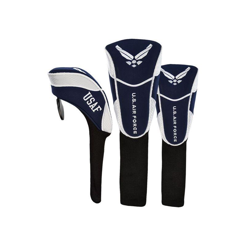 ホットジーゴルフ メンズ ボストンバッグ バッグ Headcover Set Air Force