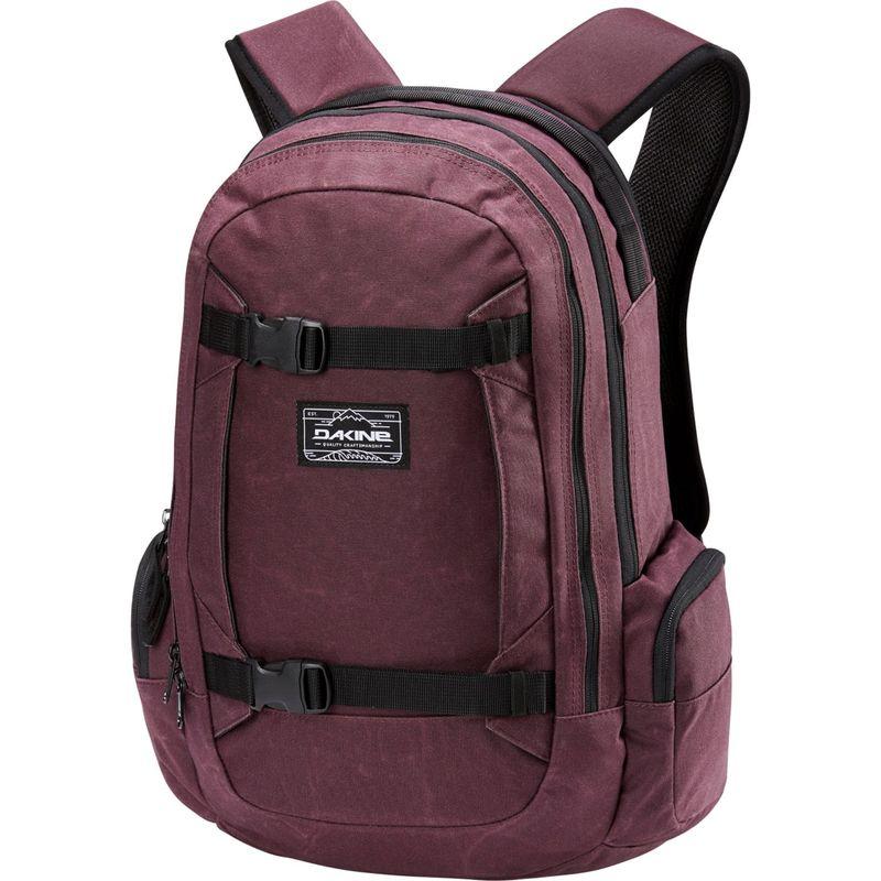 ダカイン メンズ バックパック・リュックサック バッグ Mission 25L Laptop Backpack - 15 Plum Shadow