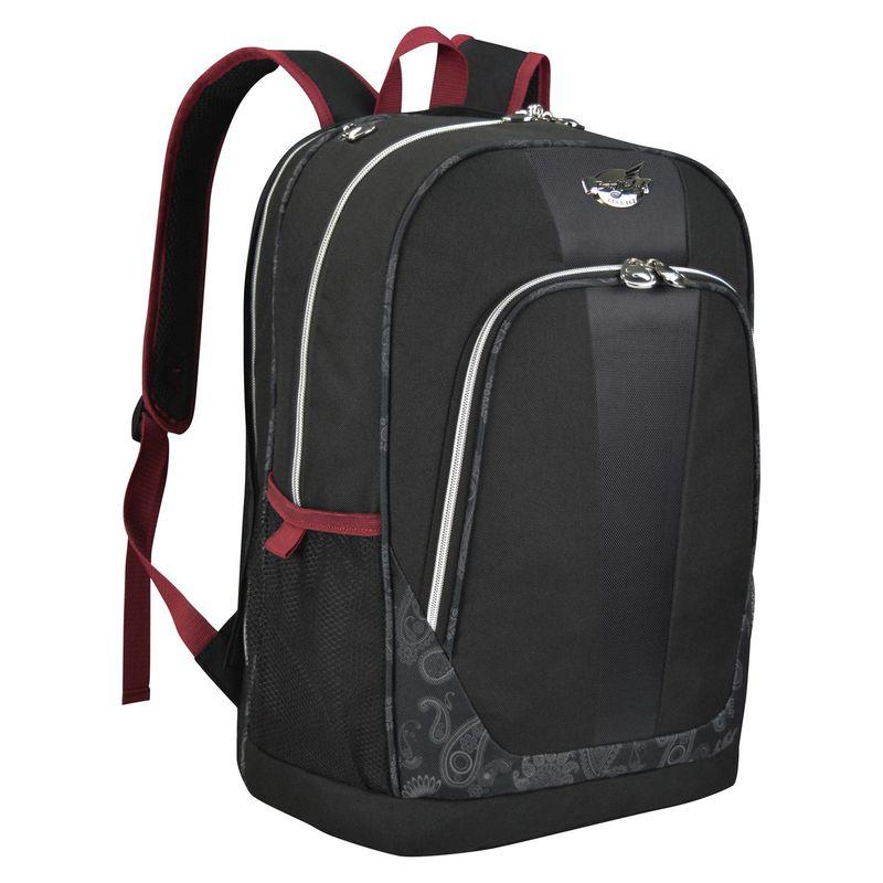 ブレットマイケルズ メンズ バックパック・リュックサック バッグ Classic Road 19 Laptop Backpack Black