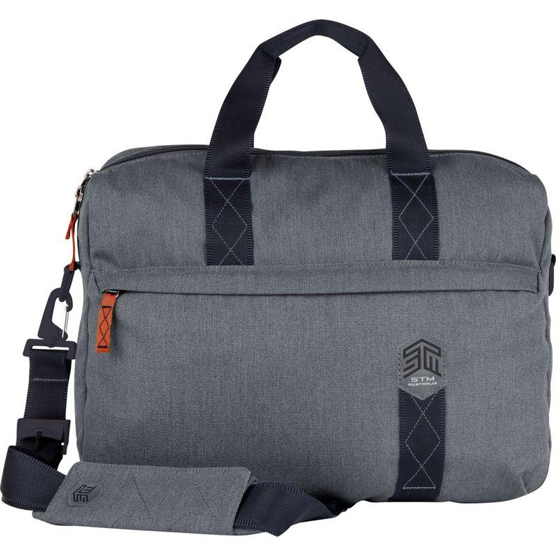 "STMグッズ メンズ スーツケース バッグ 15"" Judge Messenger Bag Tornado Grey"