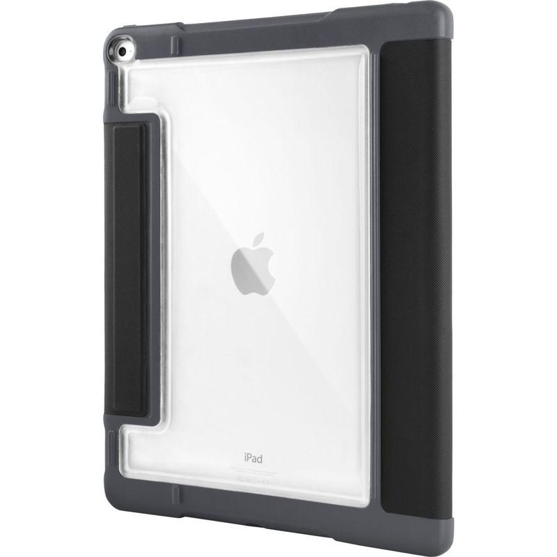STMグッズ メンズ PC・モバイルギア アクセサリー DUX Plus 12.9 Case for iPad Pro (2017) Black