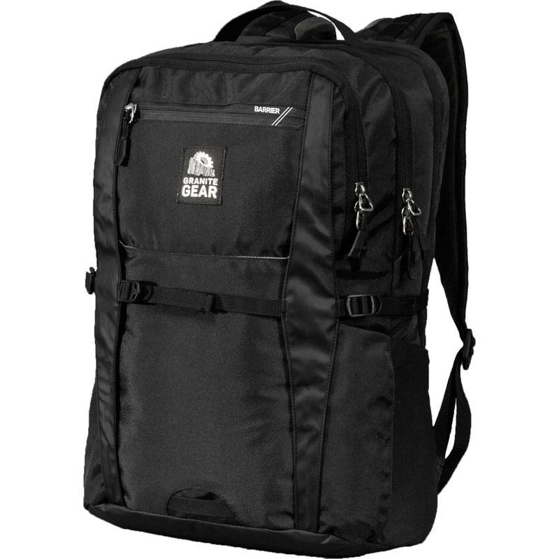 グラナイトギア メンズ バックパック・リュックサック バッグ Hikester Laptop Backpack Black