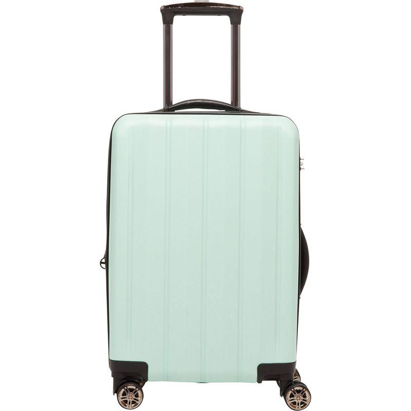 カルパック メンズ スーツケース バッグ Zyon 22 Hardside Spinner Carry-On Mint