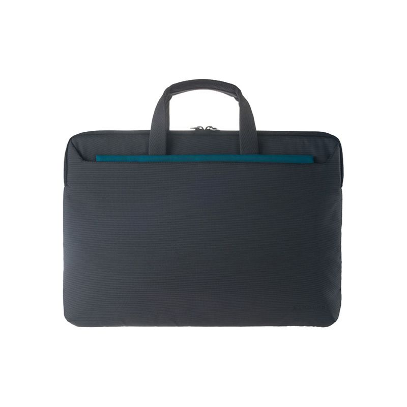 ツカーノ メンズ スーツケース バッグ Work_Out 3 MacBook Pro 15 and Ultrabook 15.6 Super Slim Case Black