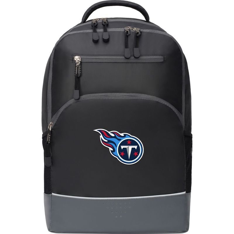 NFL メンズ バックパック・リュックサック バッグ Alliance Laptop Backpack Tennessee Titans