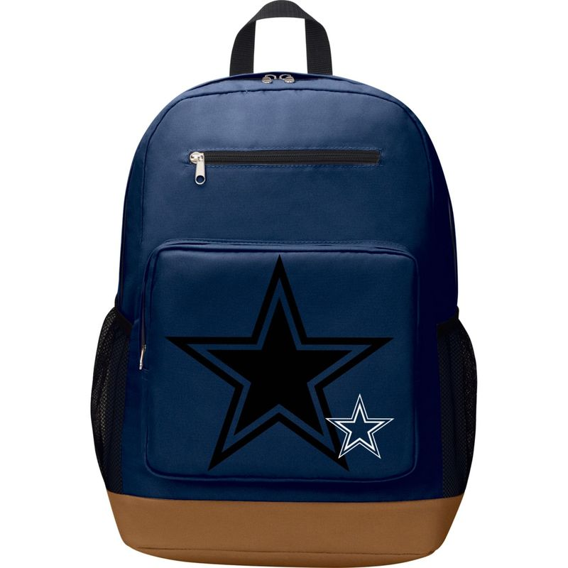 NFL メンズ バックパック・リュックサック バッグ PlayMaker Laptop Backpack Dallas Cowboys