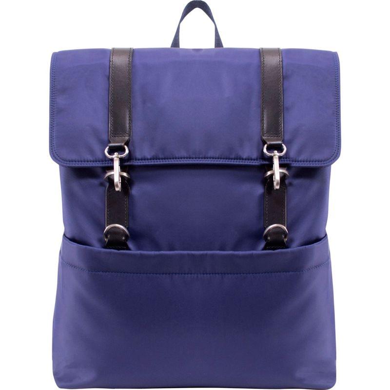 マックレイン メンズ スーツケース バッグ Element Laptop Backpack Navy