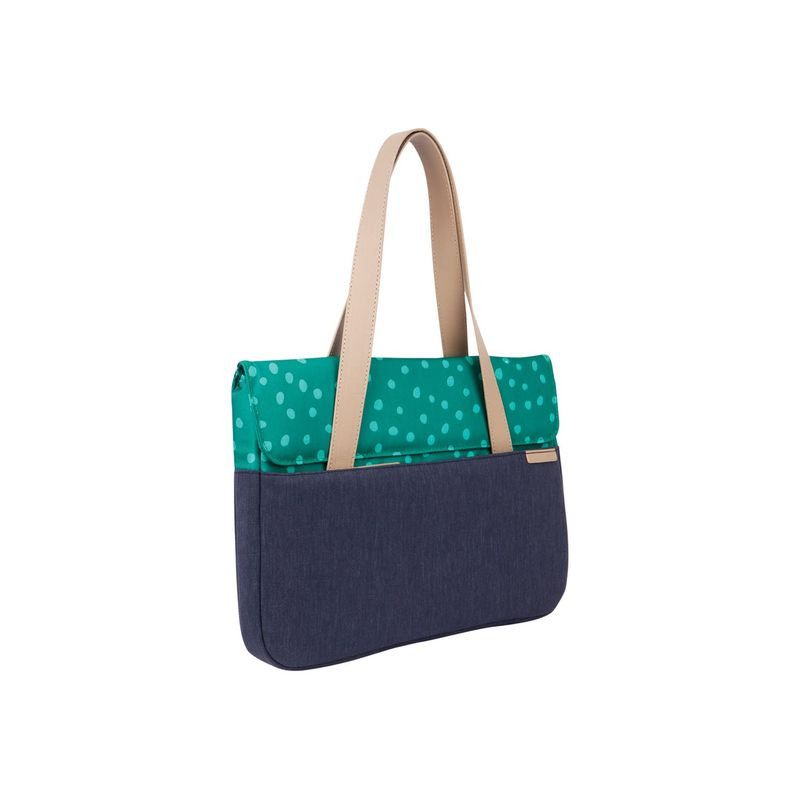 STMグッズ メンズ スーツケース バッグ 13 Grace Deluxe Small Sleeve Teal Dot/Night Sky