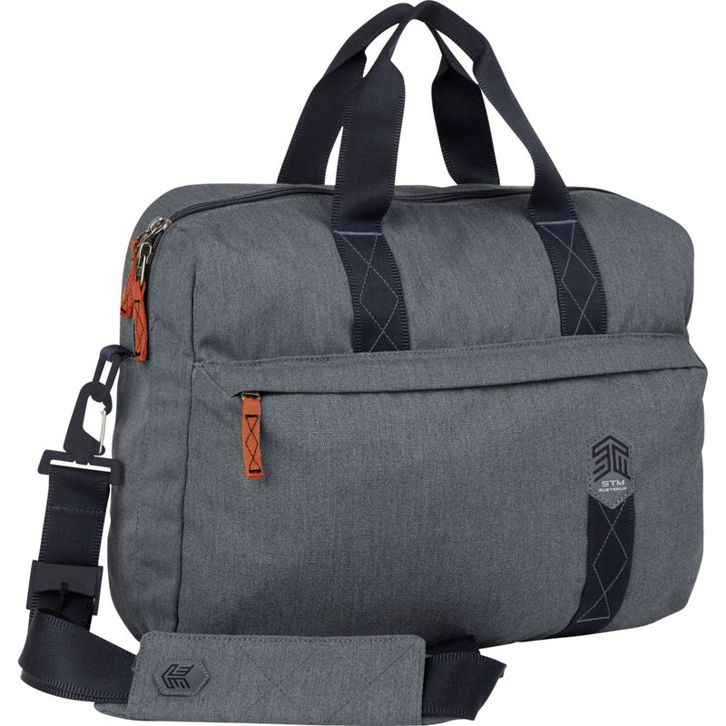 "STMグッズ メンズ スーツケース バッグ 15"" Judge Messenger Bag China BluedCxWorBe"