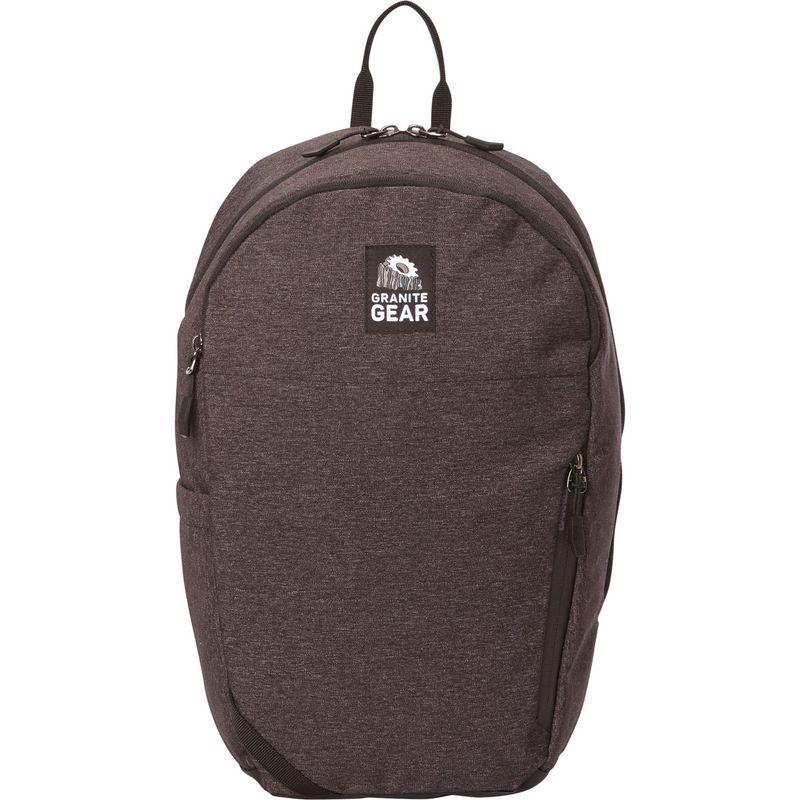 グラナイトギア メンズ バックパック・リュックサック バッグ Skipper Backpack Deep Grey/Black