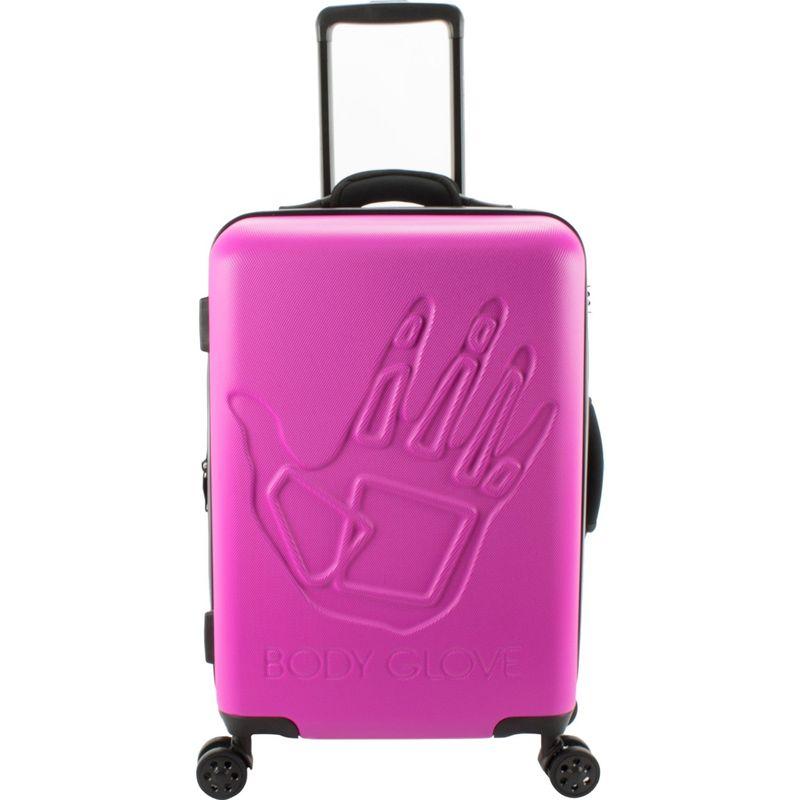 ボディーグローヴ メンズ スーツケース バッグ Redondo 22 Hardside Spinner Carry-On Pink