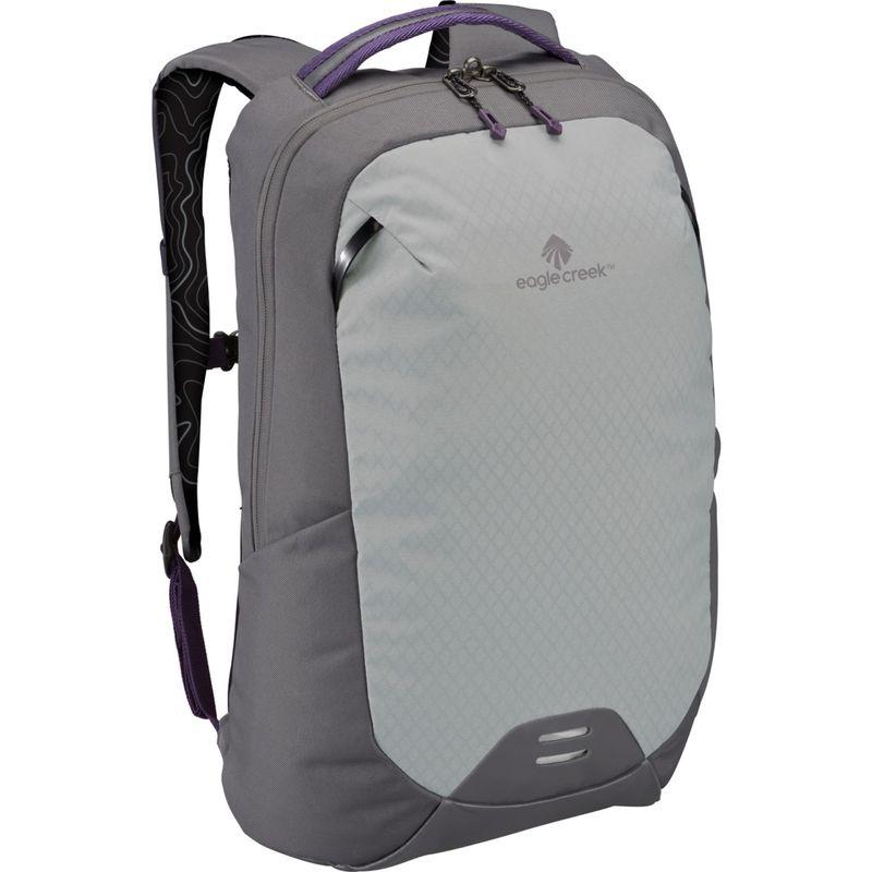 イーグルクリーク レディース スーツケース バッグ Womens Wayfinder Laptop Backpack 20L Graphite/Amethyst