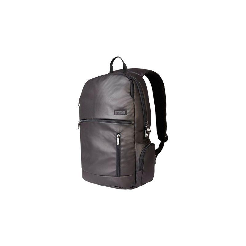 ジーニアスパック メンズ バックパック・リュックサック バッグ Intelligent Travel Backpack Limited Edition Charcoal