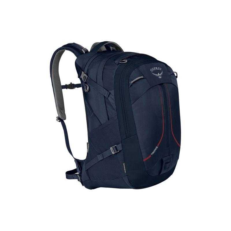 オスプレー メンズ バックパック・リュックサック バッグ Tropos 32L Laptop Backpack Cardinal Blue