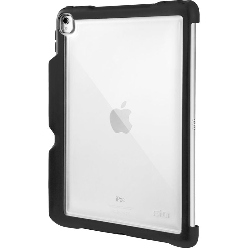 STMグッズ メンズ PC・モバイルギア アクセサリー DUX Shell 10.5 Case for iPad Pro (2017) Black