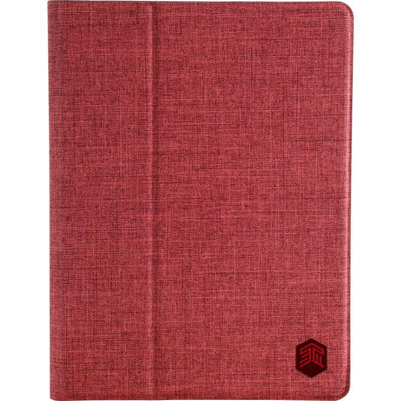 STMグッズ メンズ PC・モバイルギア アクセサリー Atlas 10.5 Case for iPad Pro Dark Red