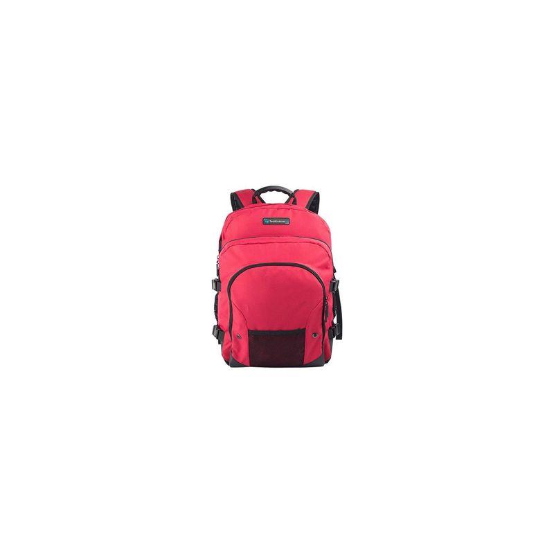 テックプロダクト メンズ スーツケース バッグ Tech Pack Backpack for 16 Notebook Red