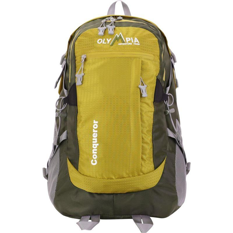 オリンピア メンズ バックパック・リュックサック バッグ Conqueror 19 Outdoor Backpack 25L Olive