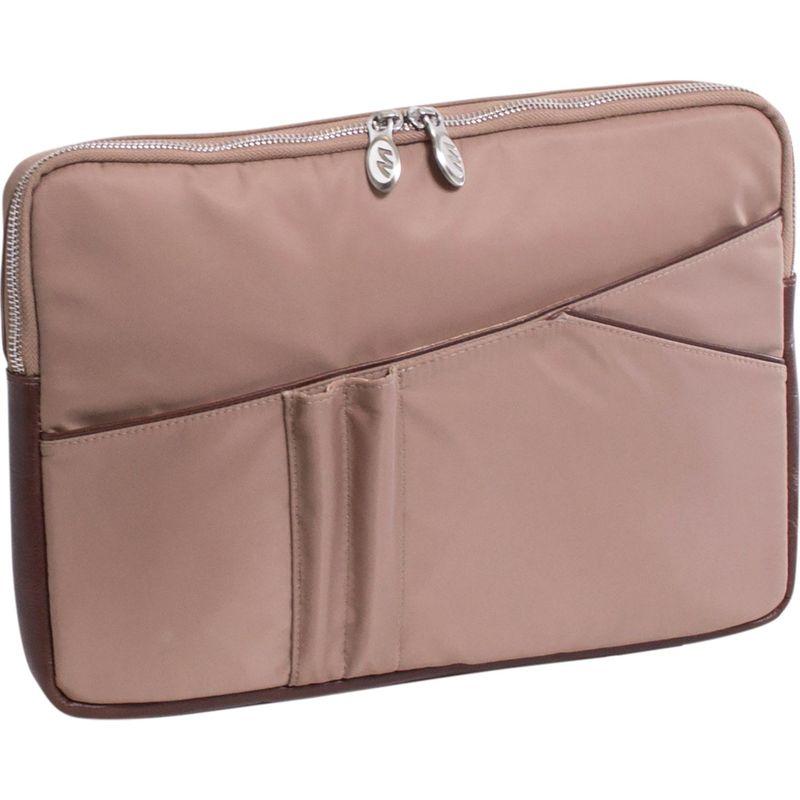 マックレイン メンズ スーツケース バッグ Auburn Laptop Sleeve Khaki