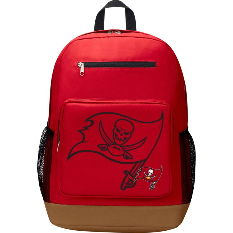 NFL メンズ バックパック・リュックサック バッグ PlayMaker Laptop Backpack Tampa Bay Buccaneers
