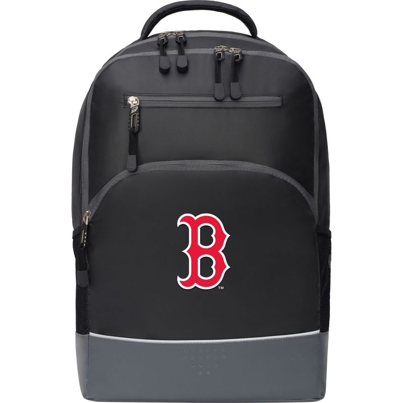 MLB メンズ バックパック・リュックサック バッグ Alliance Laptop Backpack Boston Red Sox
