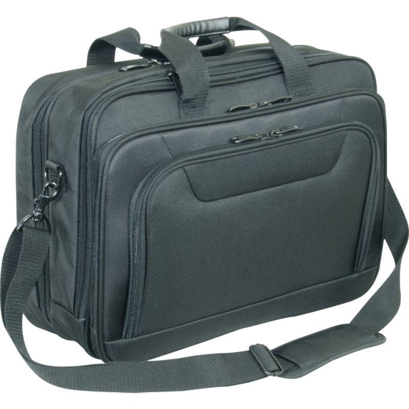 ネットパック メンズ スーツケース バッグ Check Point Friendly Deluxe Computer Case Black