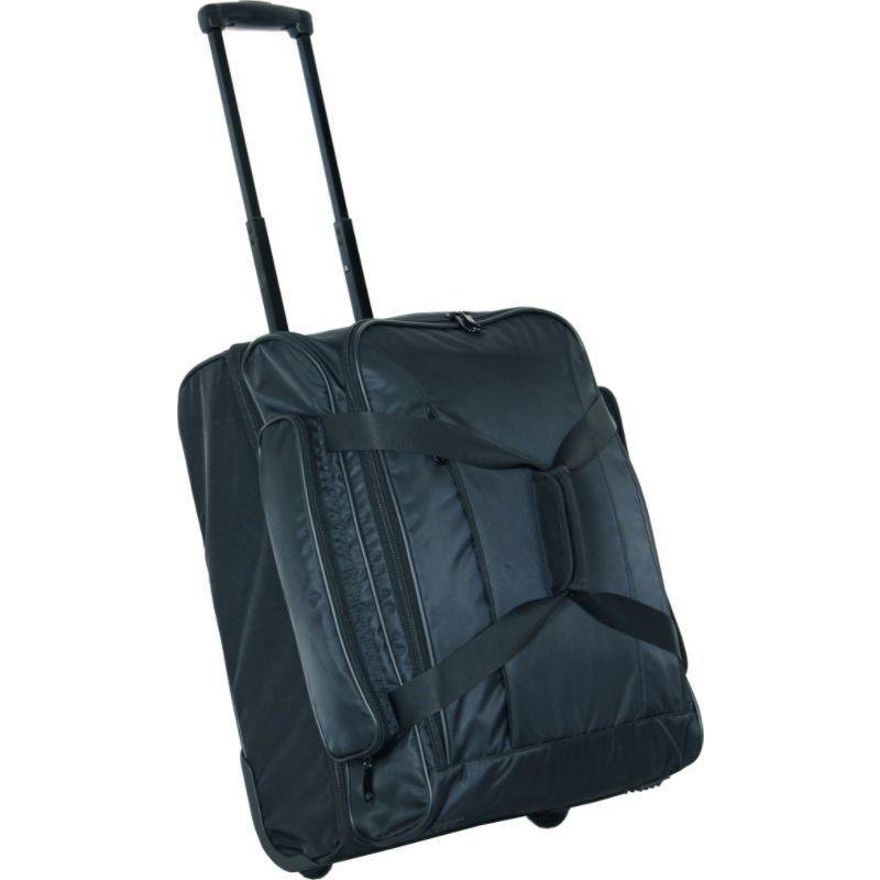 ネットパック メンズ スーツケース バッグ Travel Light Wheeled Duffel Black