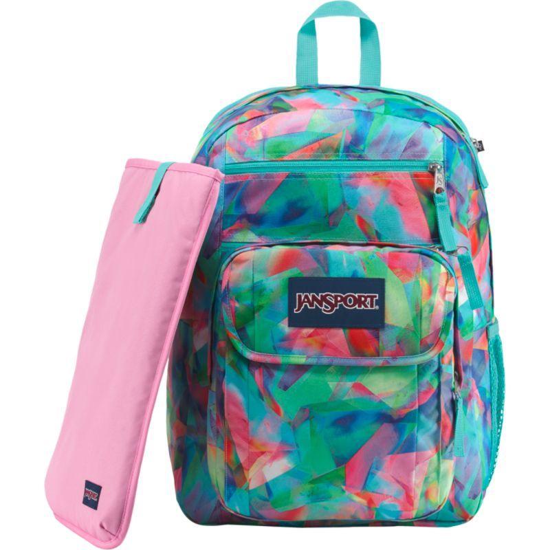 ジャンスポーツ メンズ バックパック・リュックサック バッグ Digital Student Laptop Backpack Crystal Light