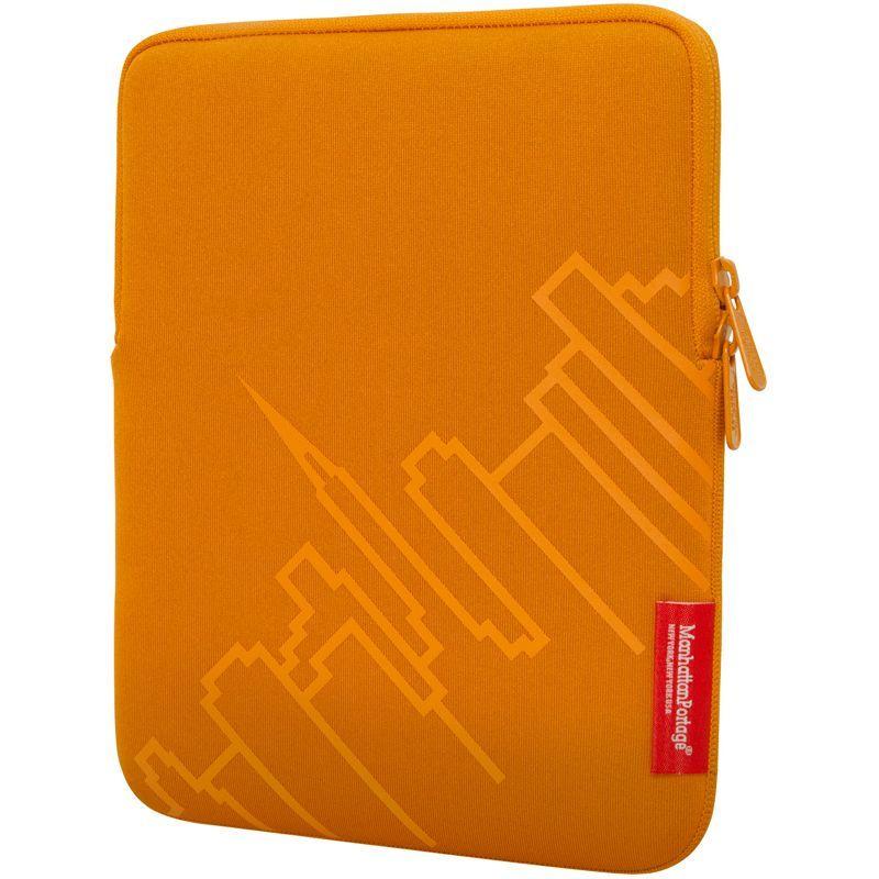 マンハッタンポーテージ メンズ PC・モバイルギア アクセサリー Skyline iPad Sleeve (8-10 in.) Orange