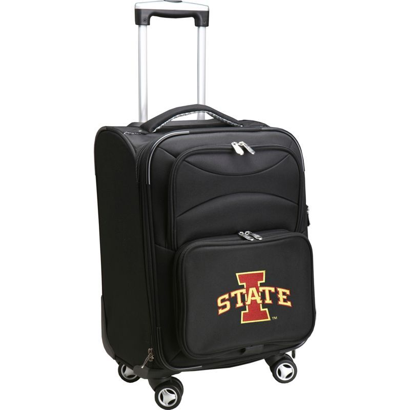 デンコスポーツ メンズ スーツケース バッグ NCAA 20 Domestic Carry-On Spinner Iowa State University Cyclones