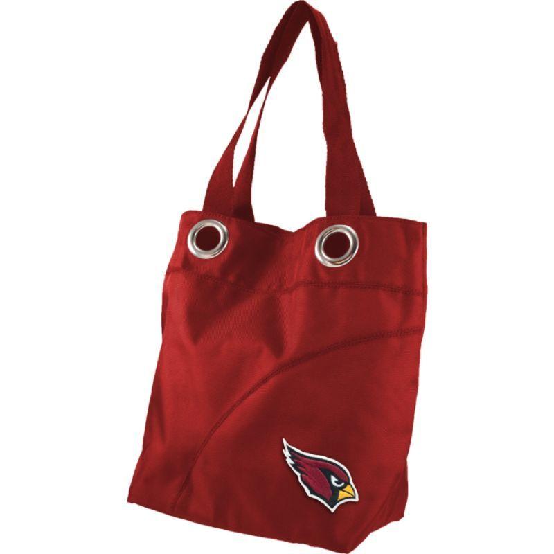 リトルアース メンズ トートバッグ バッグ Color Sheen Tote - NFL Teams Arizona Cardinals
